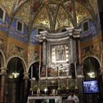 Ołtarz Matki Bożej Pompejańskiej
