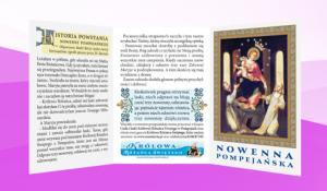 Kliknij aby zobaczyć w powiększeniu obrazek z nowenną pompejańską