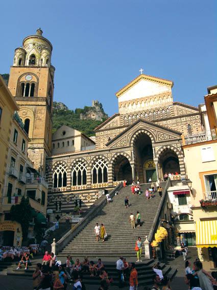 Bazylika św. Andrzeja Apostoła w Amalfi