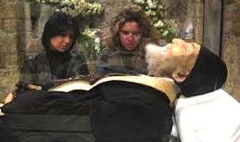Bogumiła: Nowenna Pompejańska i święty Charbel