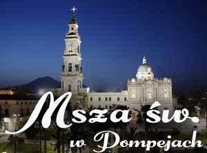 Msza św. w Pompejach
