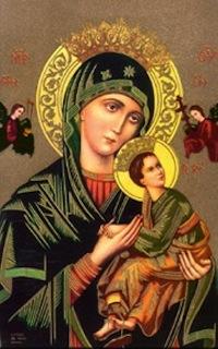 Ewelina: Kocham Cię Maryjo….