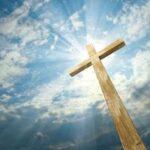 krzyż niebo