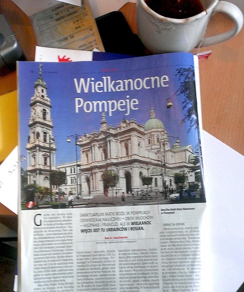 Wielkanocne Pompeje