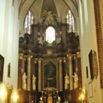Ołtarz – Kościół Bożego Ciała