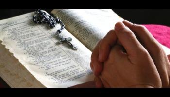 Krysia: Wierzcie i odmawiajcie a łaski boże będą zsyłane