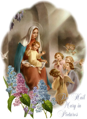 Ania: Pod ochroną (pod płaszczem) Matki Boskiej…
