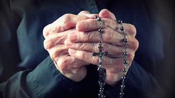 Grazyna: Nasza kochana Matka Maryja zawsze przychodzi z pomocą!