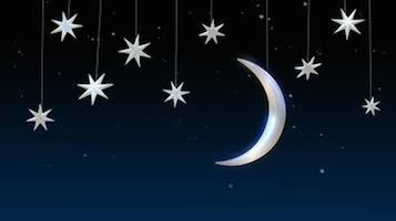 stock-footage-shiny-moon-and-stars-in-the-sky