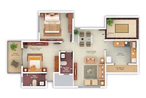 Kasia: wymarzone mieszkanie