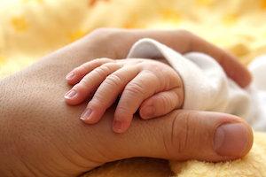 Beata Maria: Narodzenie dziecka