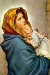 Barbara: uratowanie rodziny dzięki Maryi