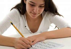 Kasia: Ważny egzamin zawodowy