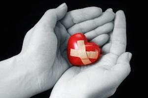 G: Zdruzgotane serce… sklejone miłością do Boga