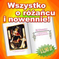 Kompendium o nowennie pompejańskiej i różańcu!