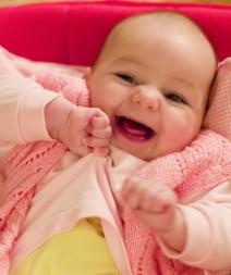 Ewelina: Upragnione dzieciątko