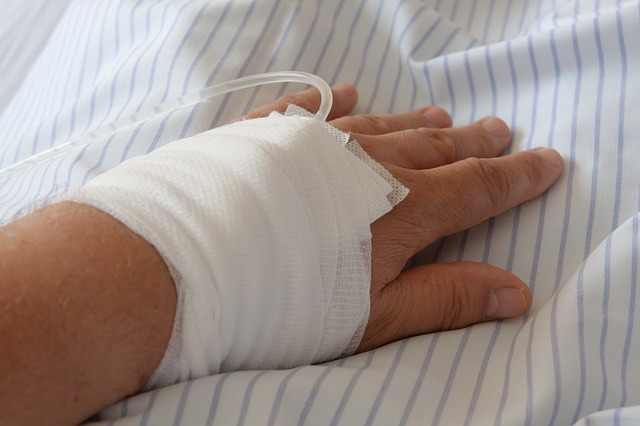 Beata: Opieka przed operacją
