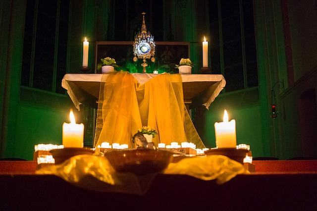 Barbara: Odkrycie modlitwy przed Najświętszym Sakramentem
