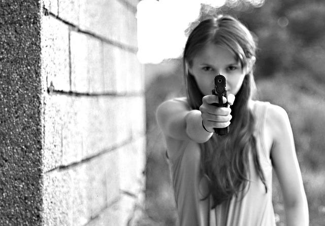 Janina: Różaniec jest już moją bronią od zła