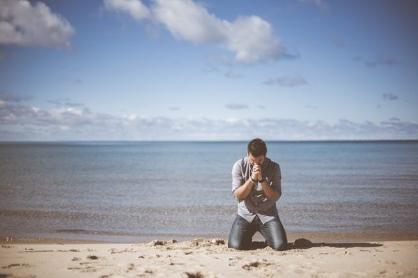 Marcin: Nowe życie z modlitwą