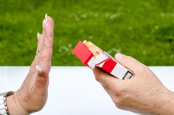 Ania: Rzucenie palenia