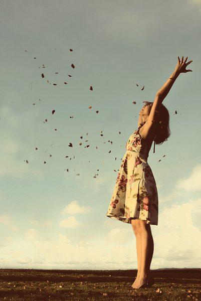 Anna: Zaczęłam cieszyć się życiem
