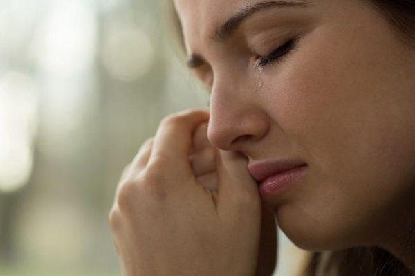 Karolina: Łzy spokoju