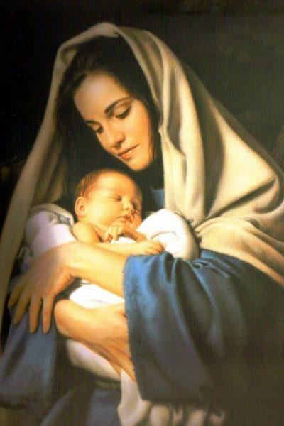 Kasia: Opieka Matki Bożej nad mamą