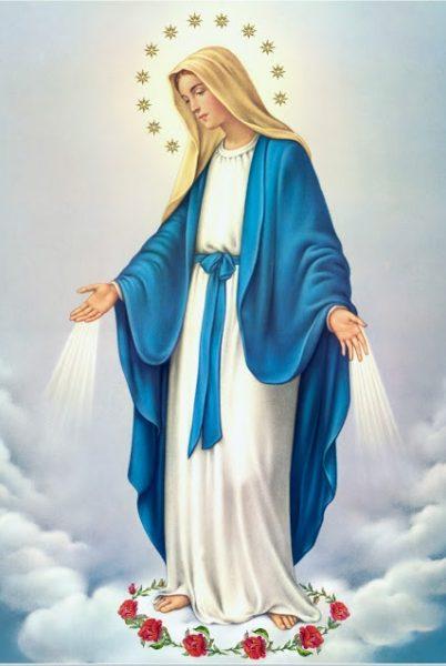 Znalezione obrazy dla zapytania Maryja
