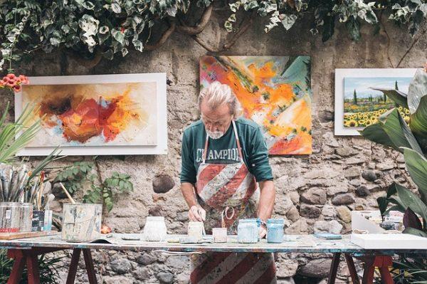 Konrad: Łaski dla malarza