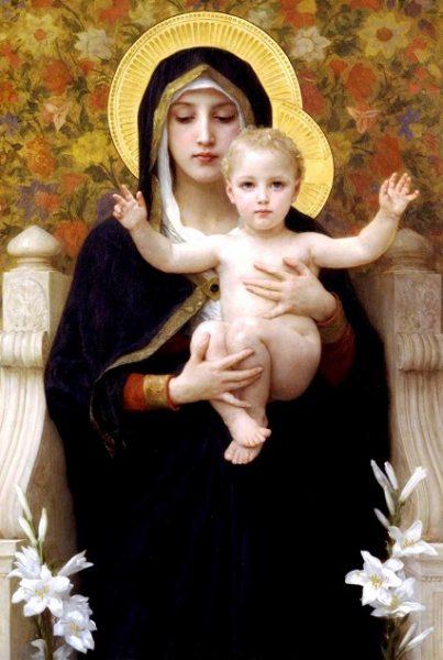 Izabela: Maryja przybliża nas do Swojego Syna