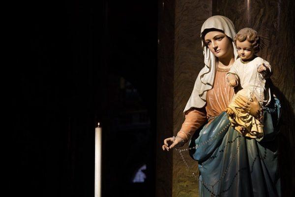 Paulina: Maryja jest z nami