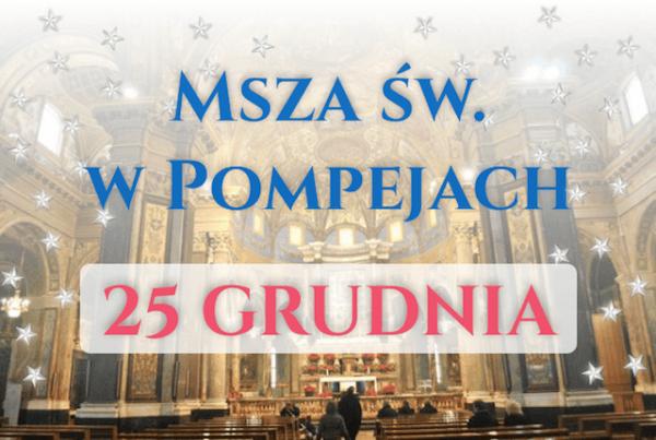msza-25 grudnia