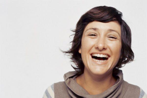 W: Radość, uśmiech i spokój