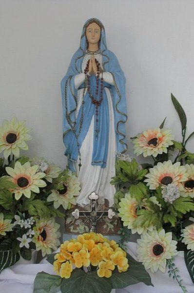 Anna: Kto szuka pomocy, ten znajdzie ją u Maryi