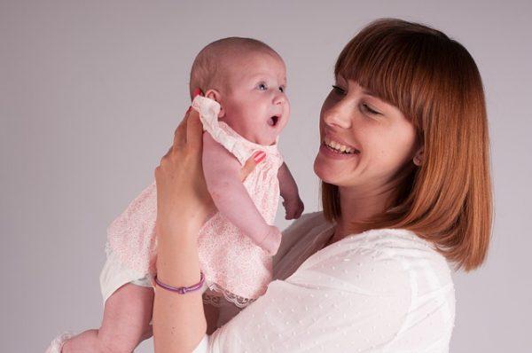 Elżbieta: Macierzyństwo córki