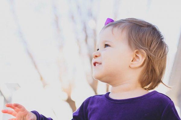 Justyna: W intencji mojej dwuletniej córeczki