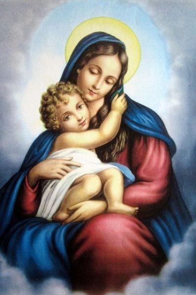 Agnieszka: Oddajmy się w ręce Maryi