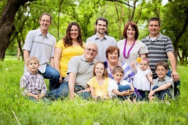 Basia: Spotkanie rodzinne po 13 latach