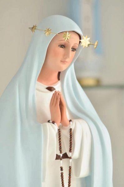 Czcicielka: Jestem cała Twoja Maryjo