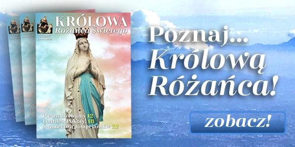 """Zobacz, jak wygląda nowe wydanie """"Królowej Różańca Świętego""""!"""