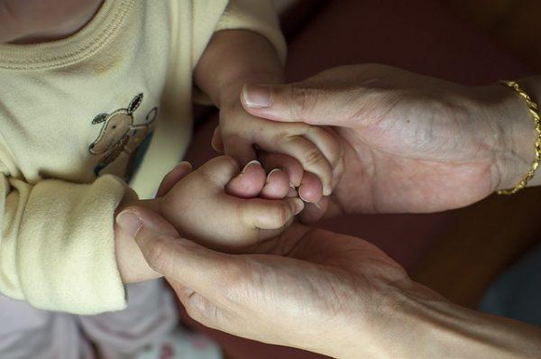 Małgosia: Miłość matki do dziecka