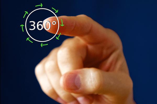 Anonim: Zmiana o 360 stopni