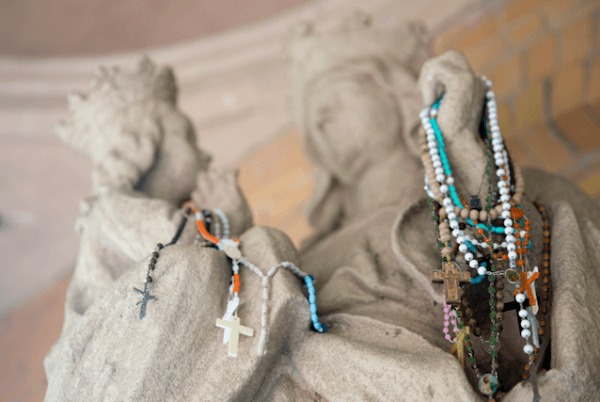 Bogusia: Pomocna dłoń Maryi