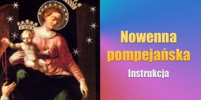 Nowenna pompejańska od podstaw