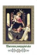 Obrazy i obrazki związane z nowenną pompejańską